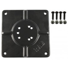 "6"" x 6"" Base Plate 11 Mounting Holes"